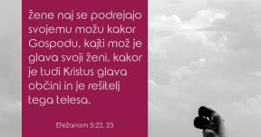 Efezanom 5-22-23
