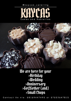 Quote image - #Quote #Wording #Saying #chocolate #background #bonbons #pralines