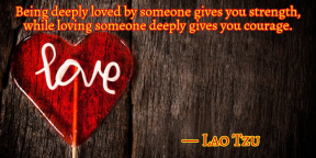 Loved and Loving Lao Tzu
