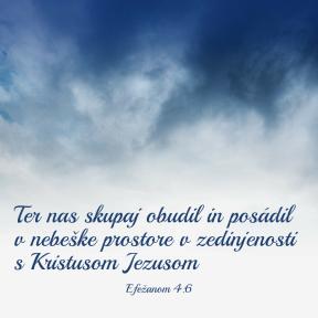 Efezanom 4-6