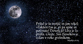 Marko 14-41