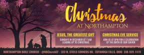 Christmas 2018 Facebook Cover