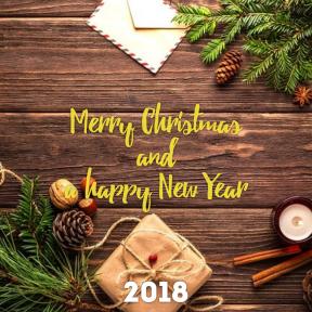 #2018 #christmas #image