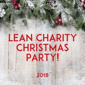 Lean Chirstmas Party