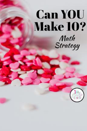 Making 10 #2