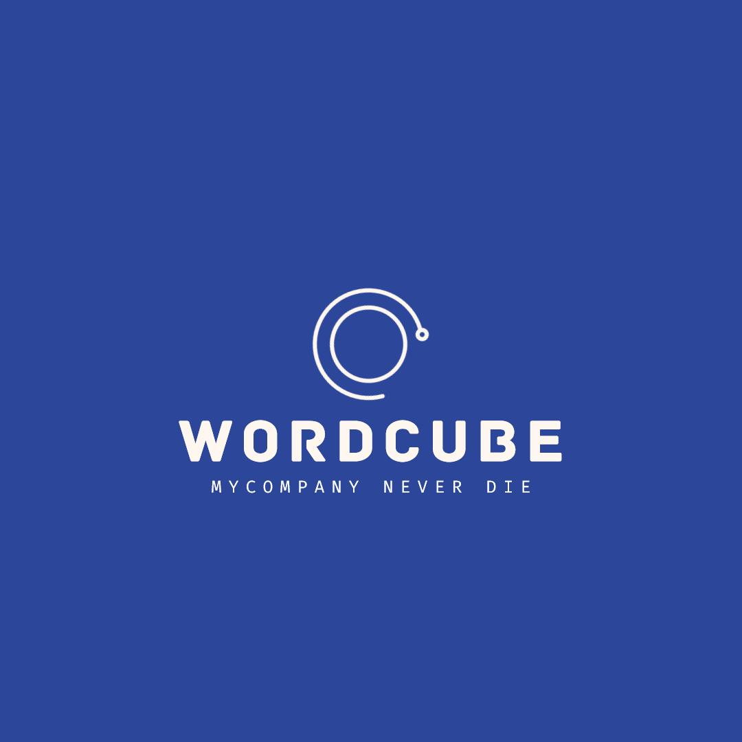 Branding, Logo, Circle, Interface, Line, Circular, Button, Blue,  Free Image