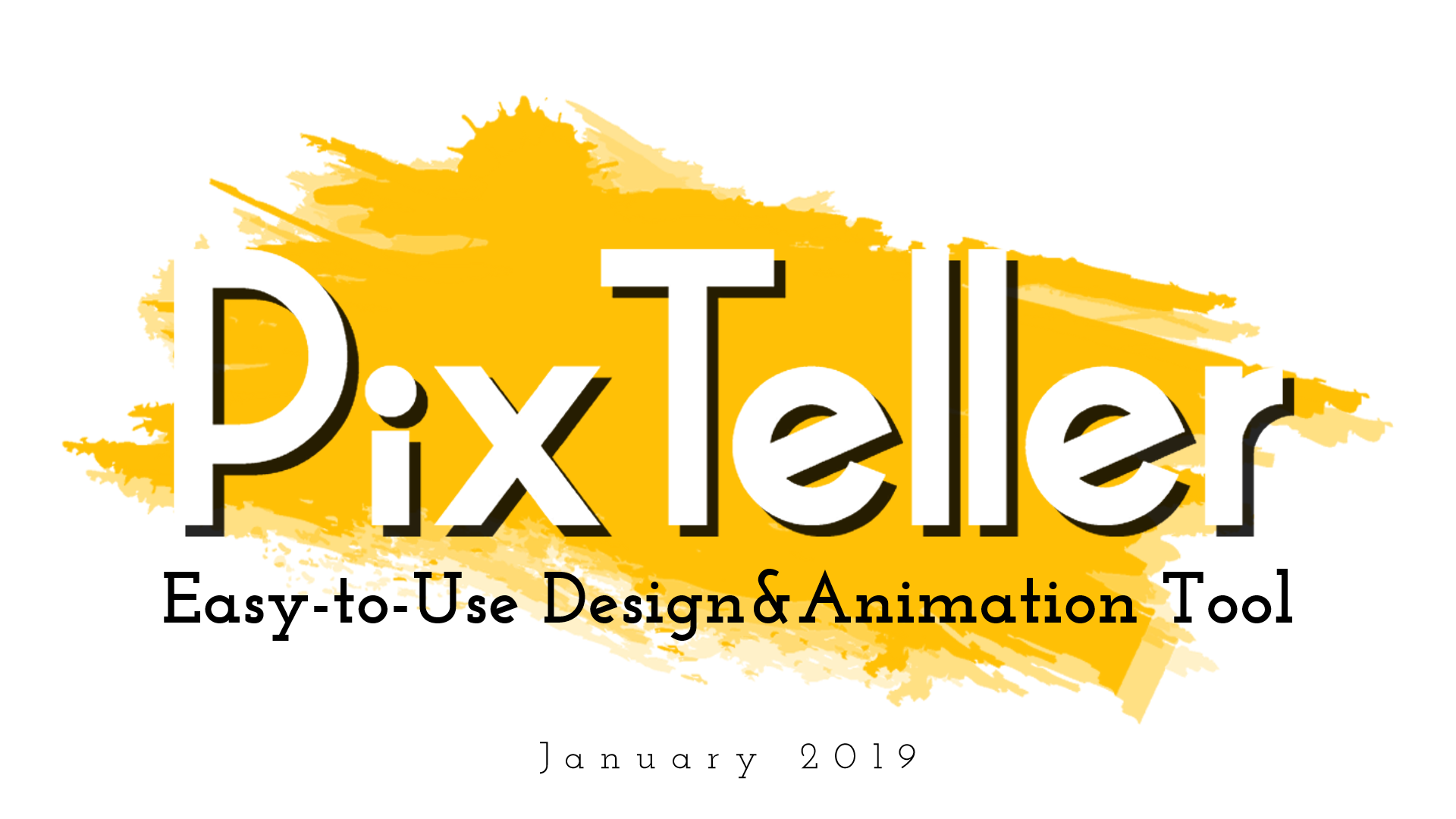 PixTeller PitchDeck Design  Template