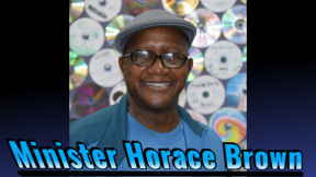Minister Horace Brown