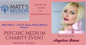 Psychic Medium Angelina Diana Event