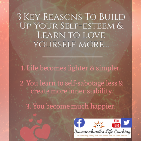 3 Key Reason To Love Yourself More...
