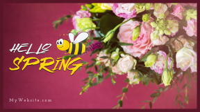 Spring Arrival Visual