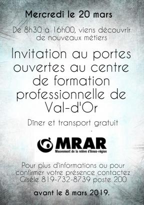 invitation cfpvd