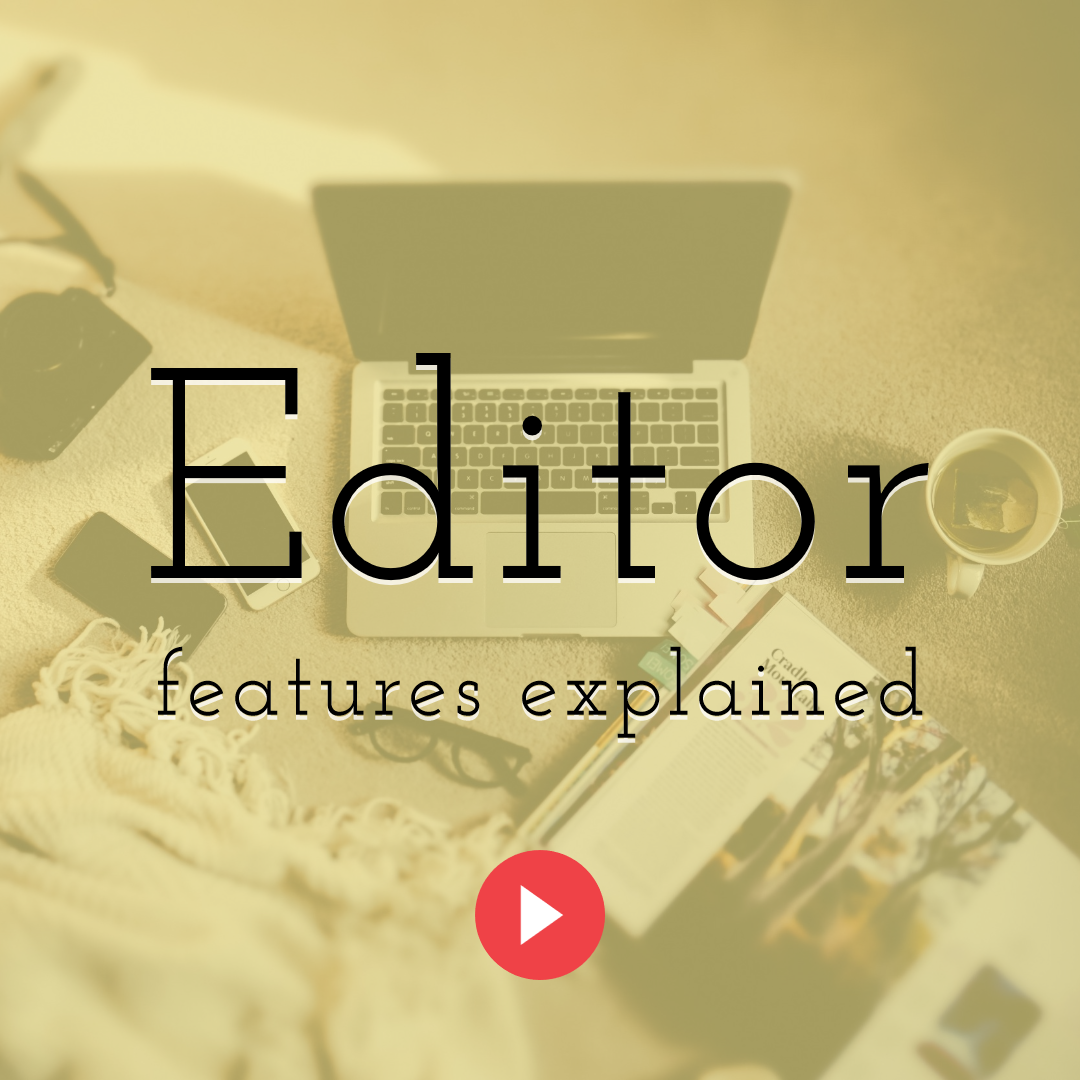 PixTeller Design Editor - Here Are the Features Explained