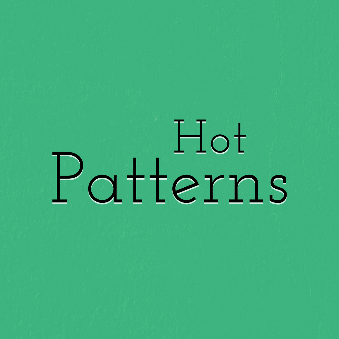 Hot Patterns Created by PixBot