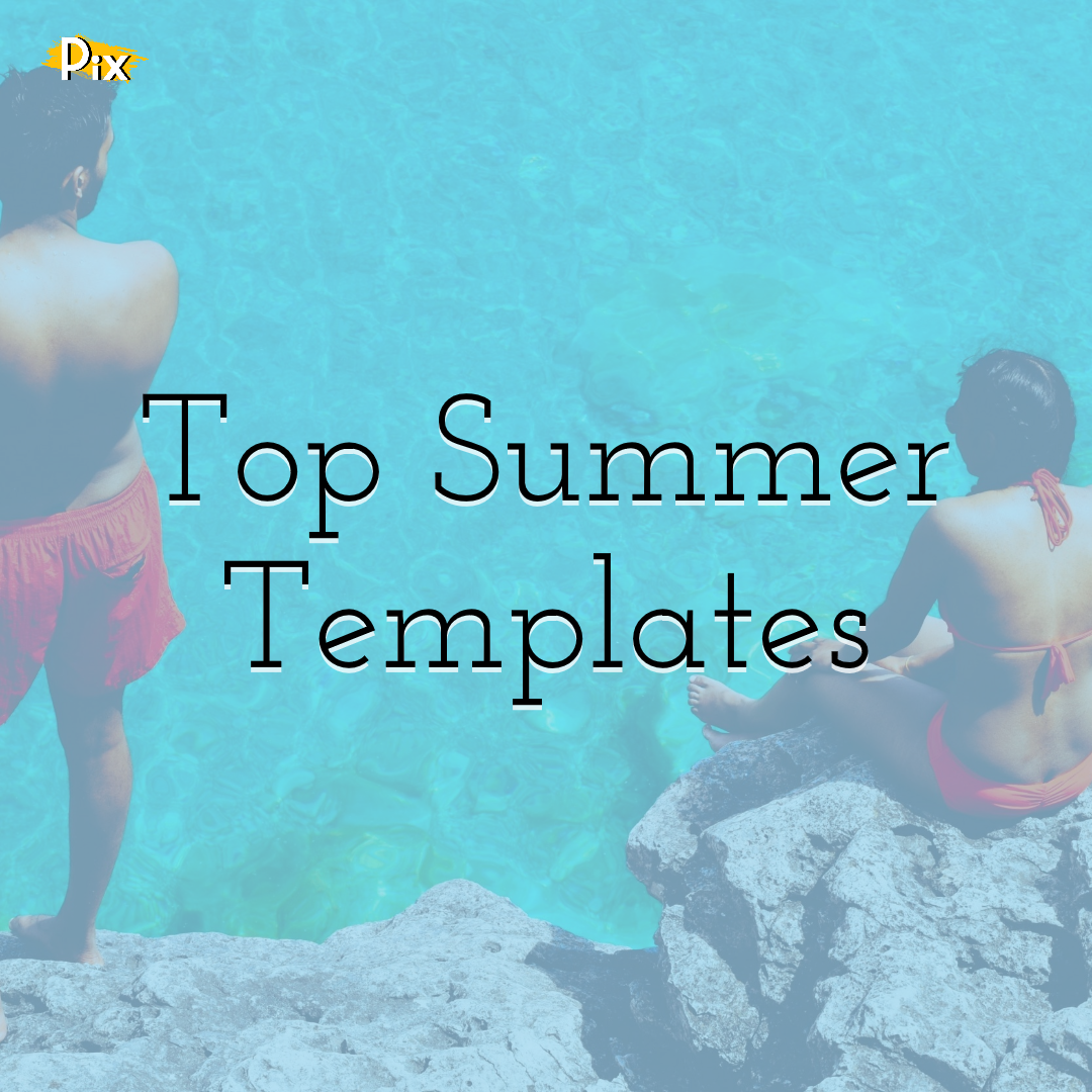 Top Summer Templates