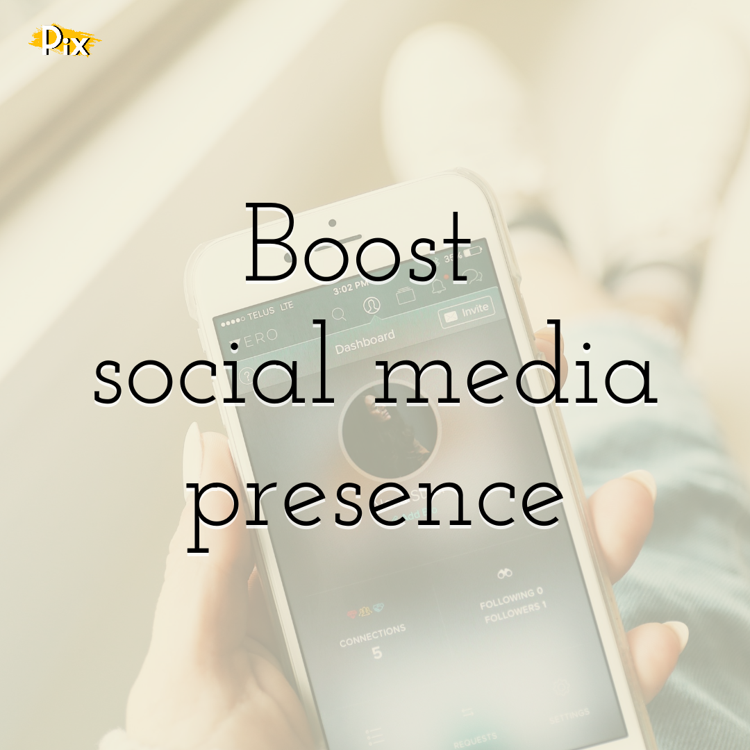 Boost Your Social Media Presence With Awesome Images