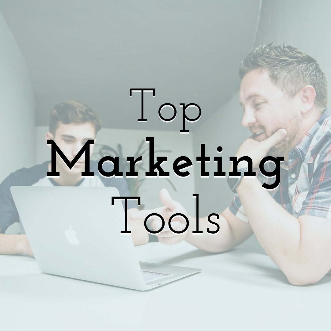 Top 10 marketing tools and services
