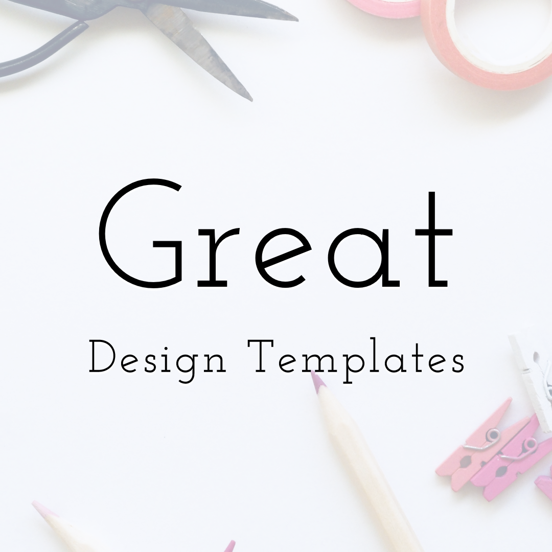 Top Design Templates for Your Business