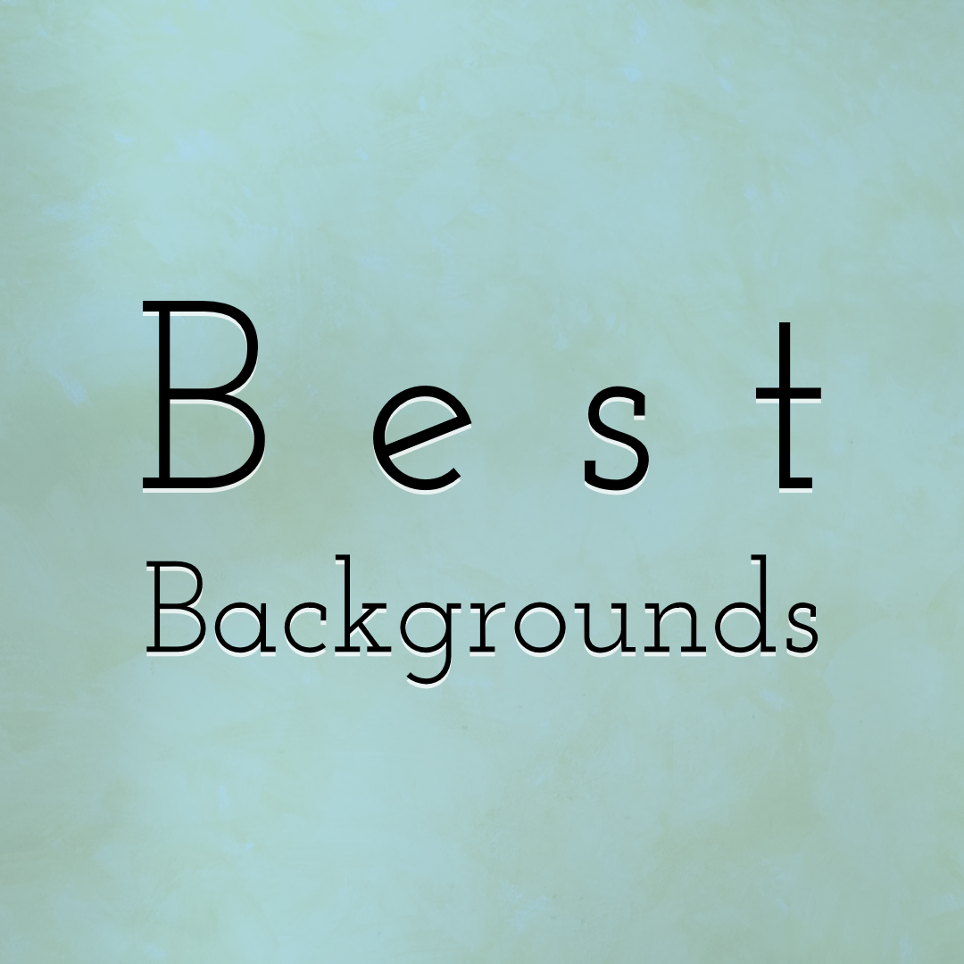 Choose the Best Backgrounds to Start Your Graphics From