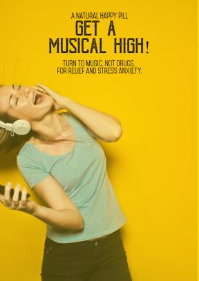 Social media post - #wording #music