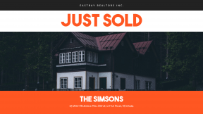 Real Estate Sale Post - #sales #business