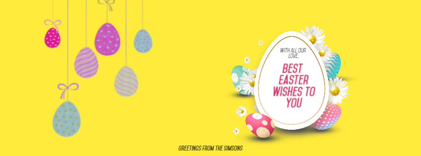 Easter, Anniversary, White, Yellow,  Free Image
