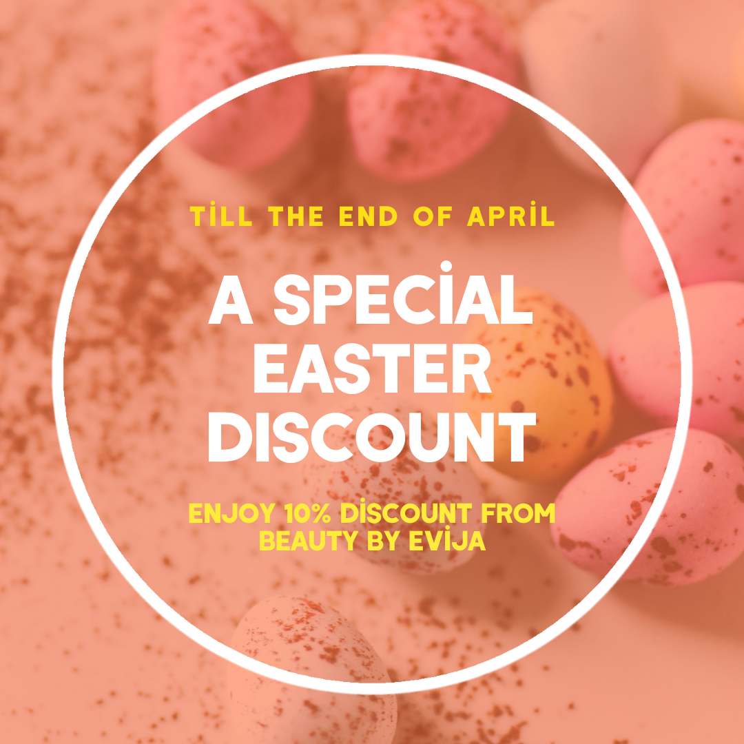 Discount Easter Design Template - Design  Template
