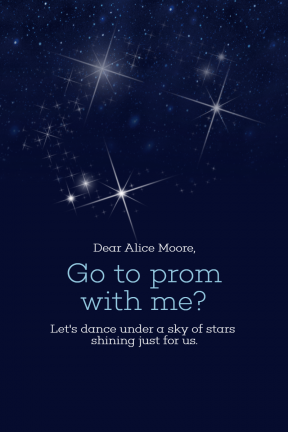 Sky full of Stars Anniversay Invitation Template - #invitation #anniversary
