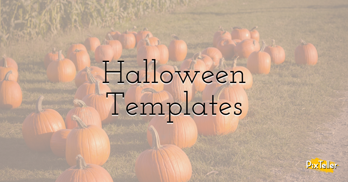Halloween Templates Design  Template