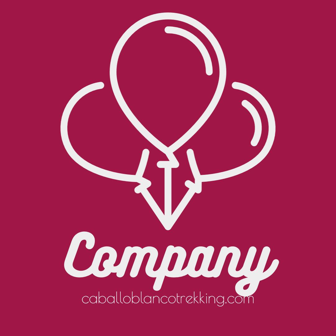 Caballo Blanco Logo Design Animation  Template