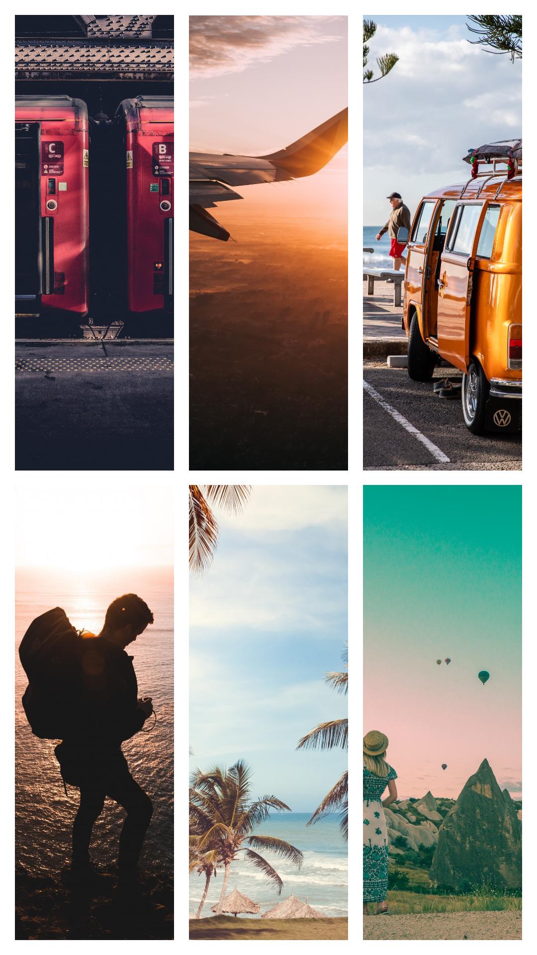 Collage Design  Template