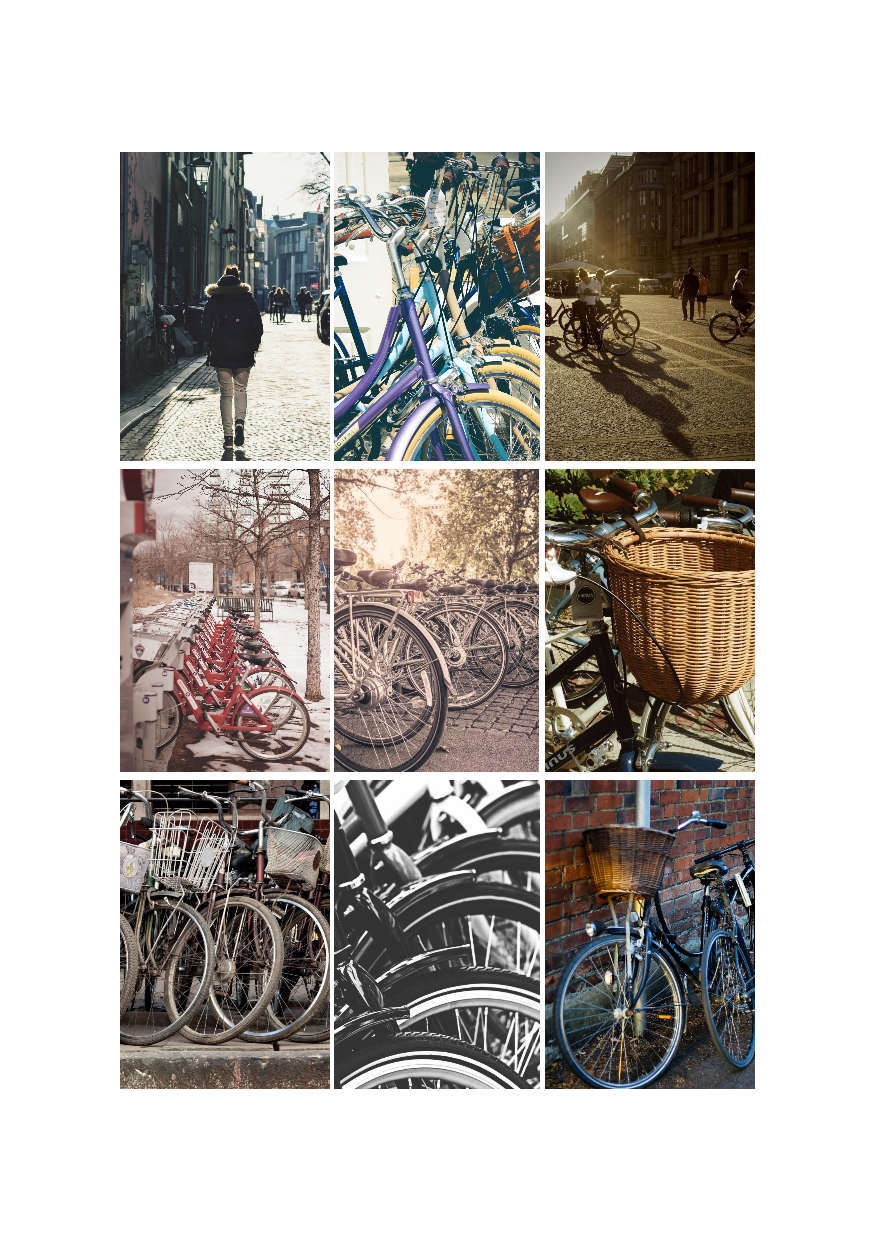 #Collage #Image #Photos Design  Template