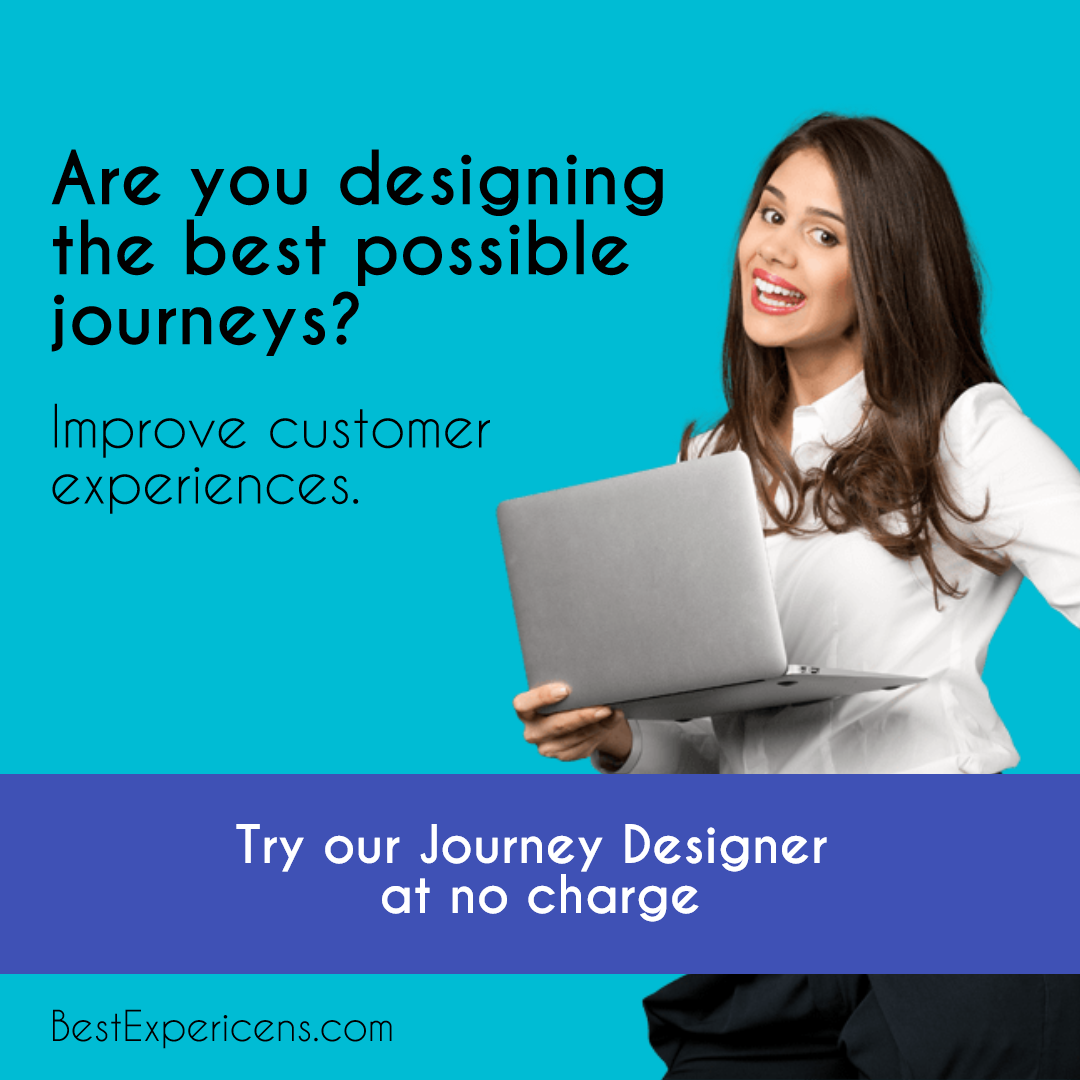 Improve customer experience banner Design  Template