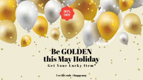 Be Golden this Spring