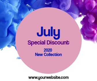 Special Discount Template - Design  Template