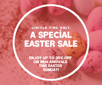 Sale Happy Easter Design Template - Animation  Template