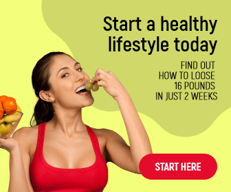 Start Living Healthy Customizable Animation  Template