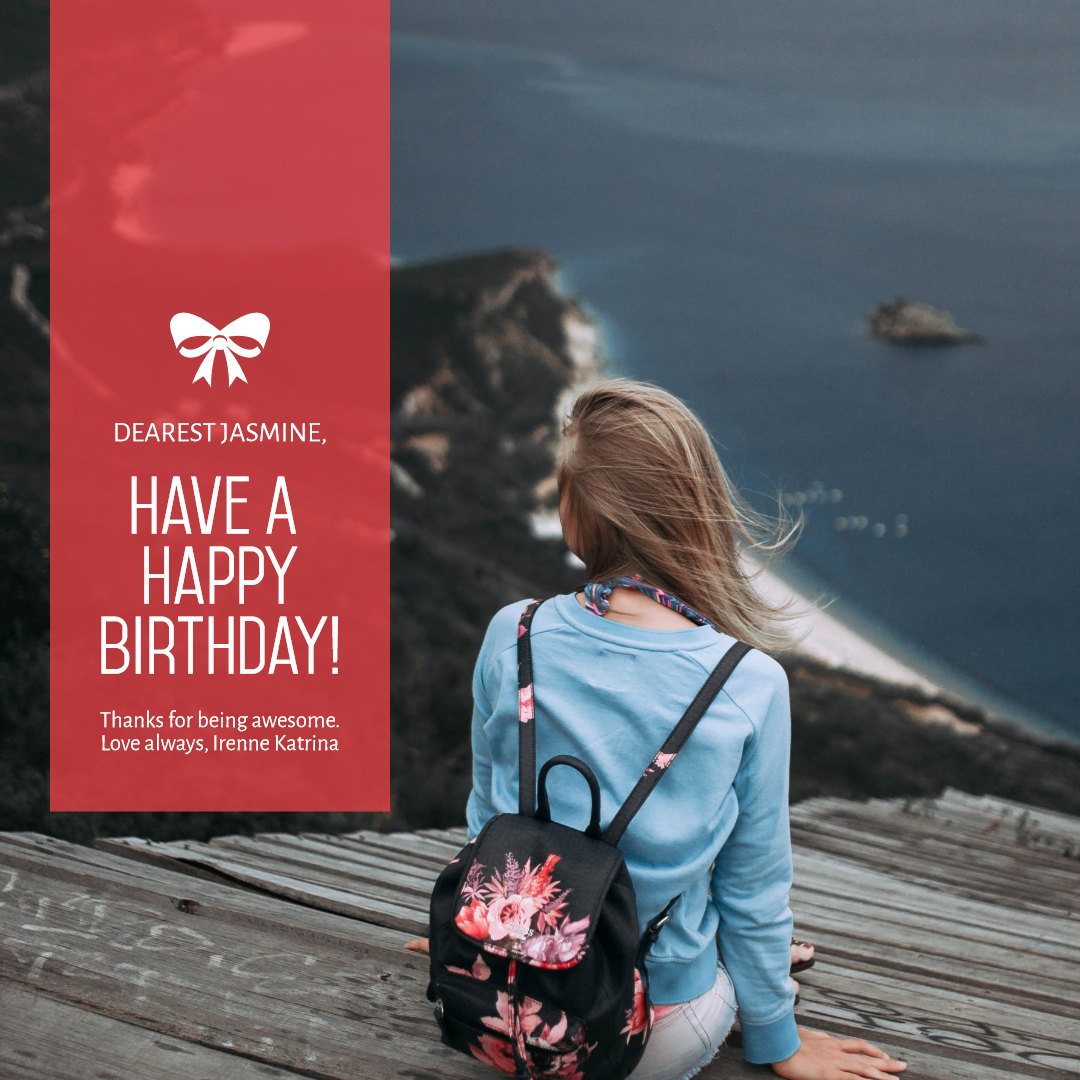Celebrating Happy Birthday Animation  Template
