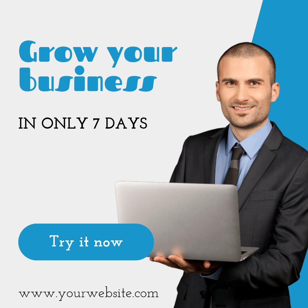 Extend your business banner design Design  Template