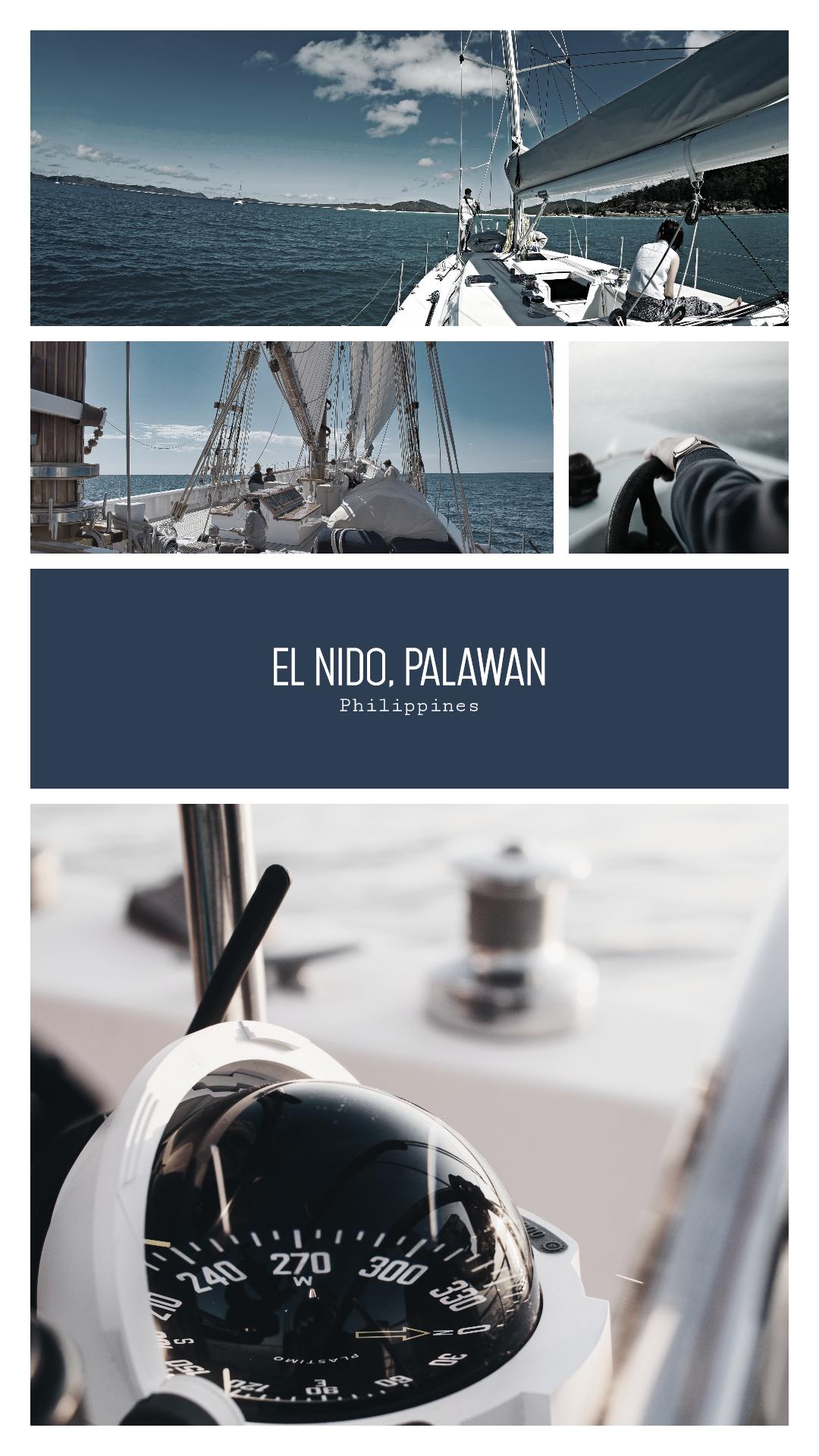 Minimalist Simple Photo Collage Design  Template