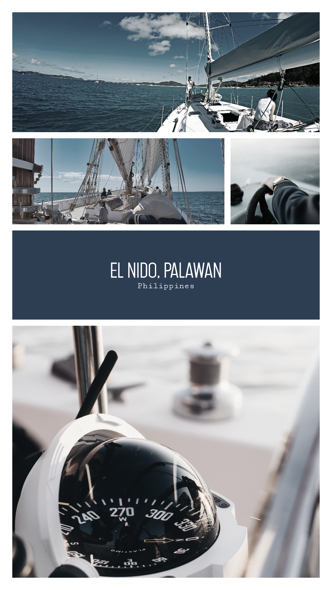 Minimalist Simple Photo Collage Animation  Template