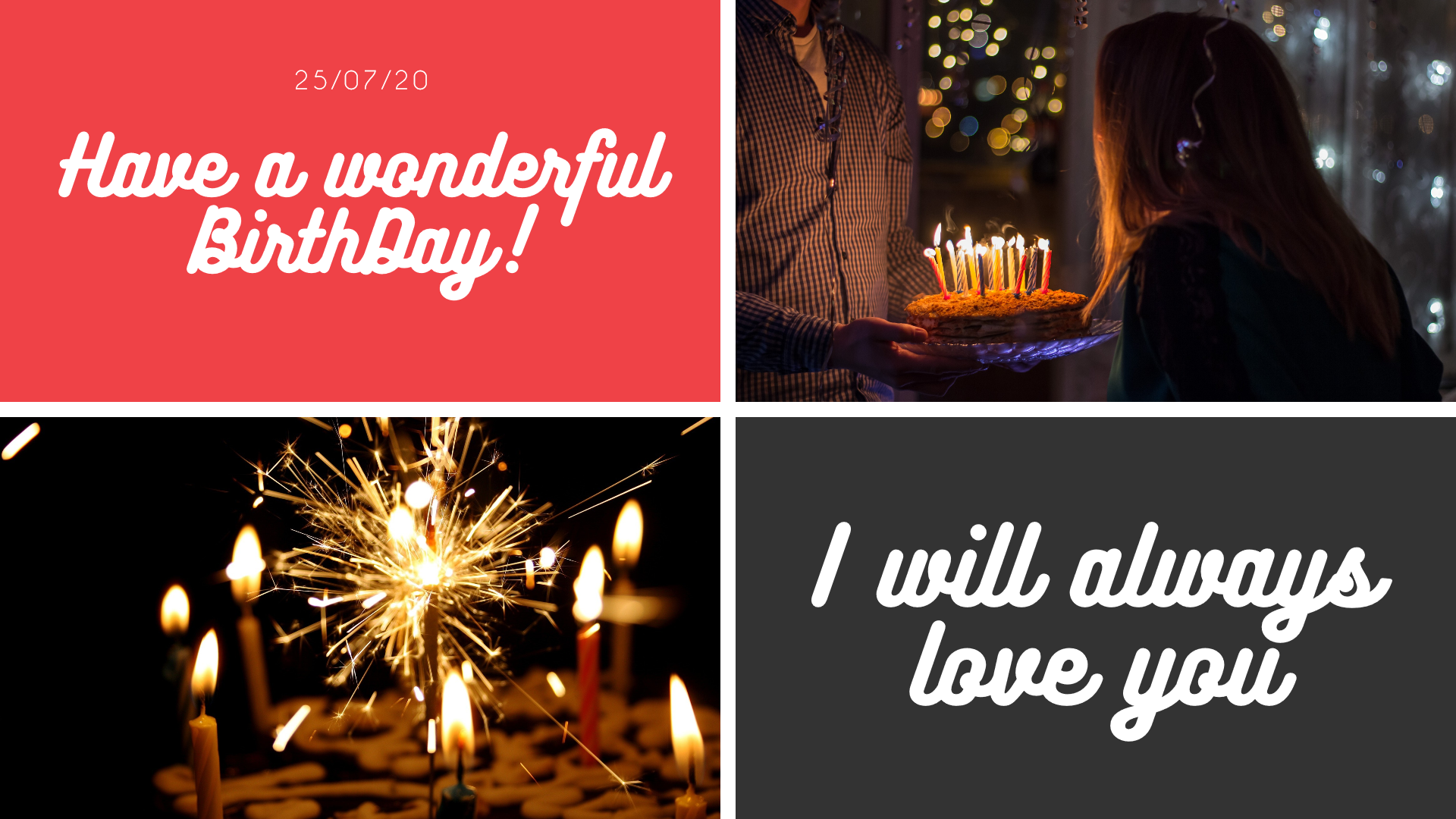 Saying Annoucement Quote Photo Design  Template