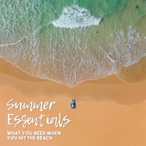 Top 12 Summer Essentials for Editable Image Your Blog
