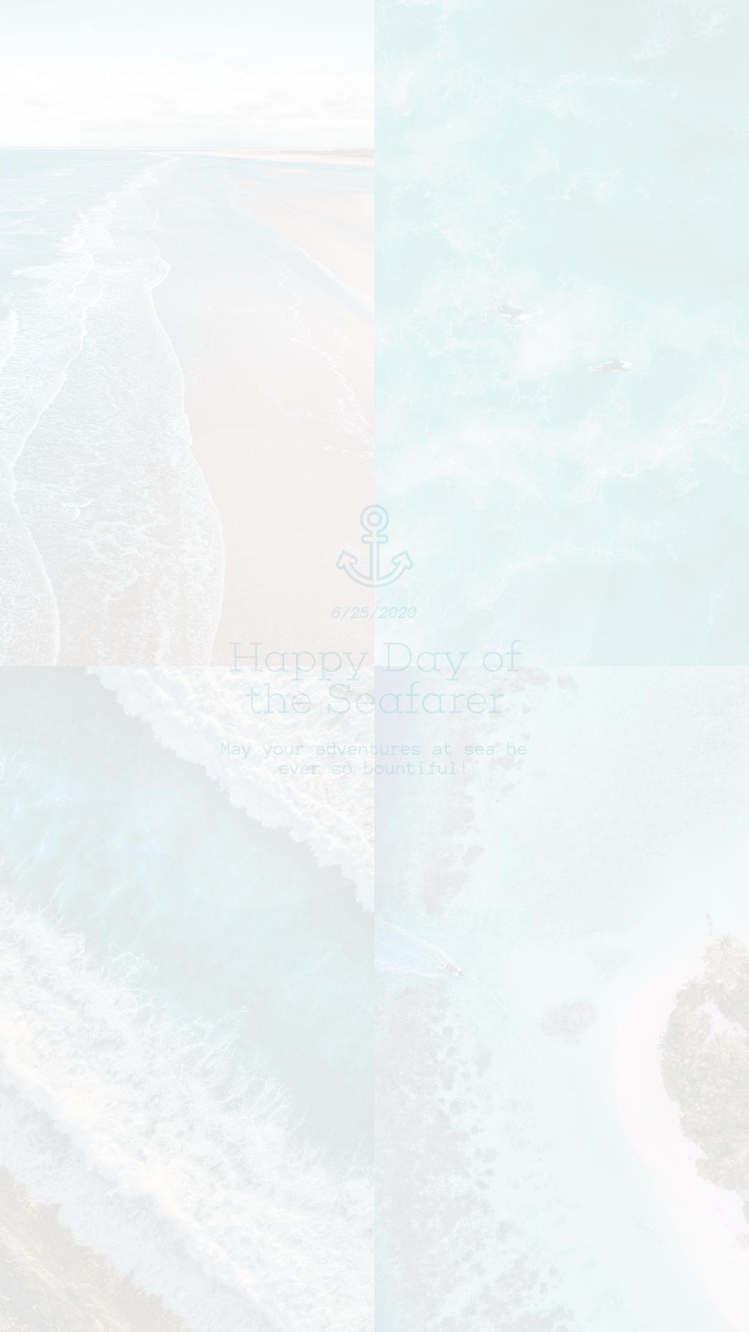 Blue Sea Custom Collage Design Animation  Template