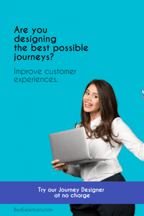 Improve customer experience banner