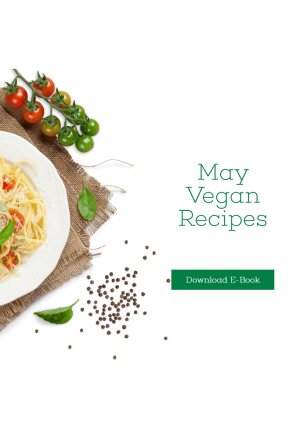 Vegan Recipes - Download E-Book
