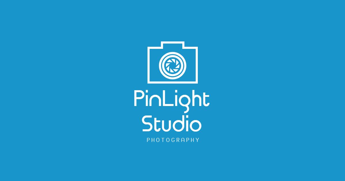 Blue Modern Photography Art & Design  Template