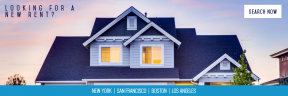 Real Estate Modern Banner