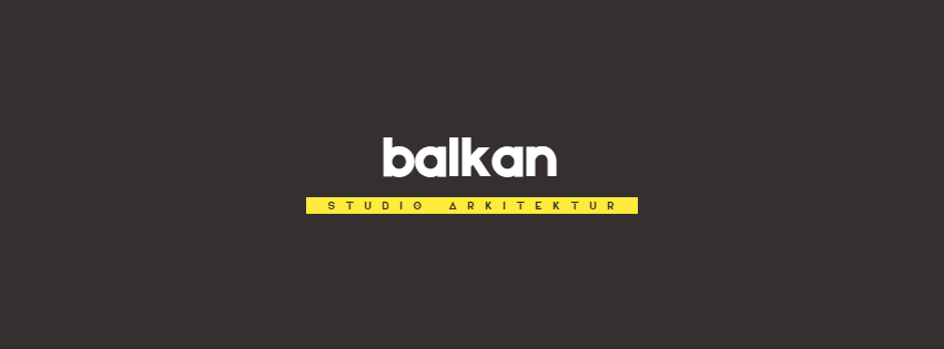 Architectural Logo with Yellow Design  Template