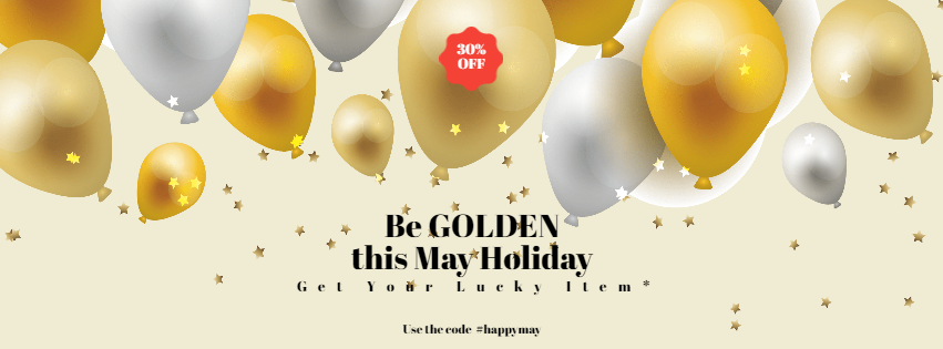 Be Golden this Spring Design  Template